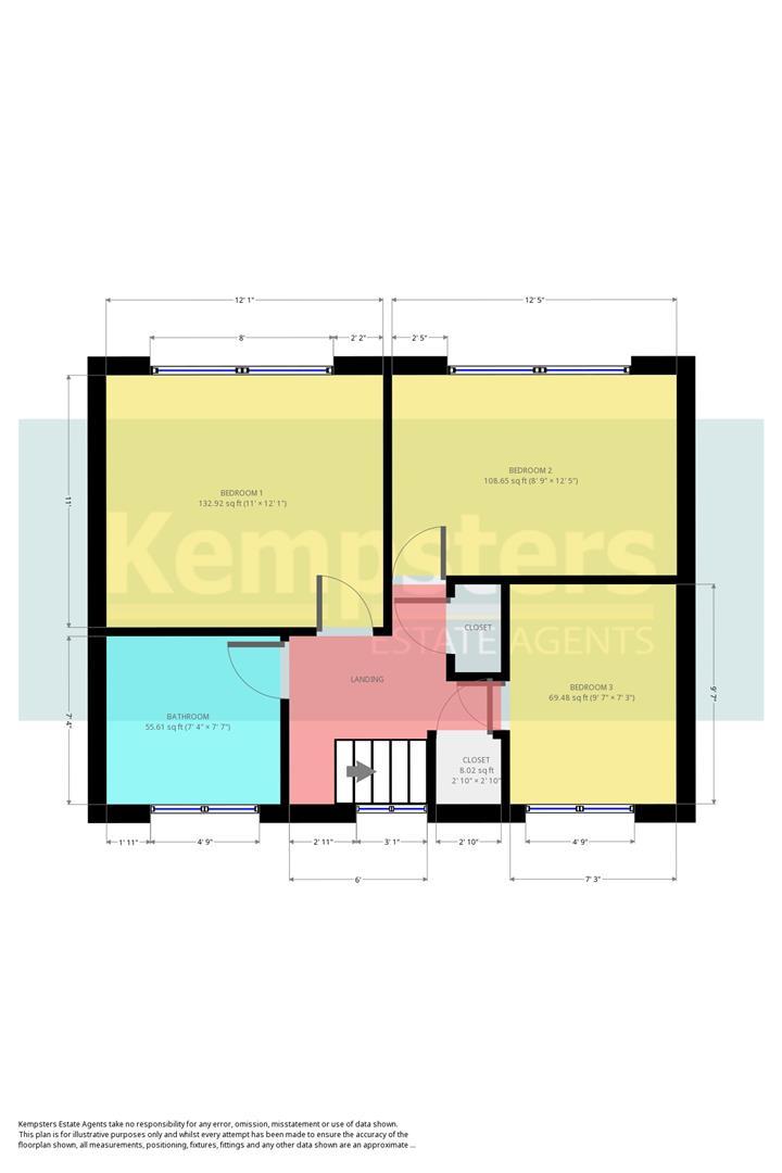 Floorplans Fleethall Grove Stifford Clays Grays